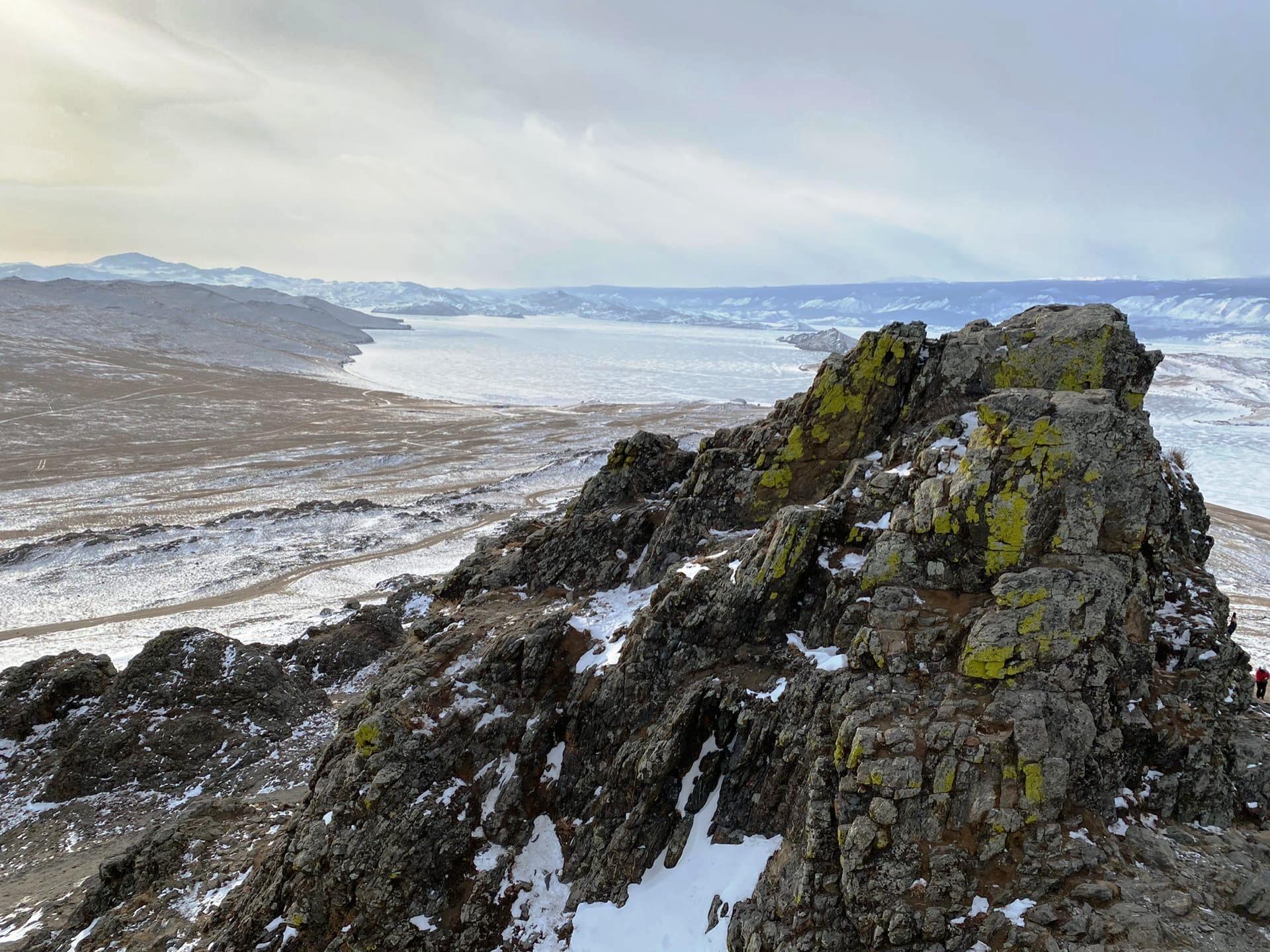 Winter Beauty of Lake Baikal