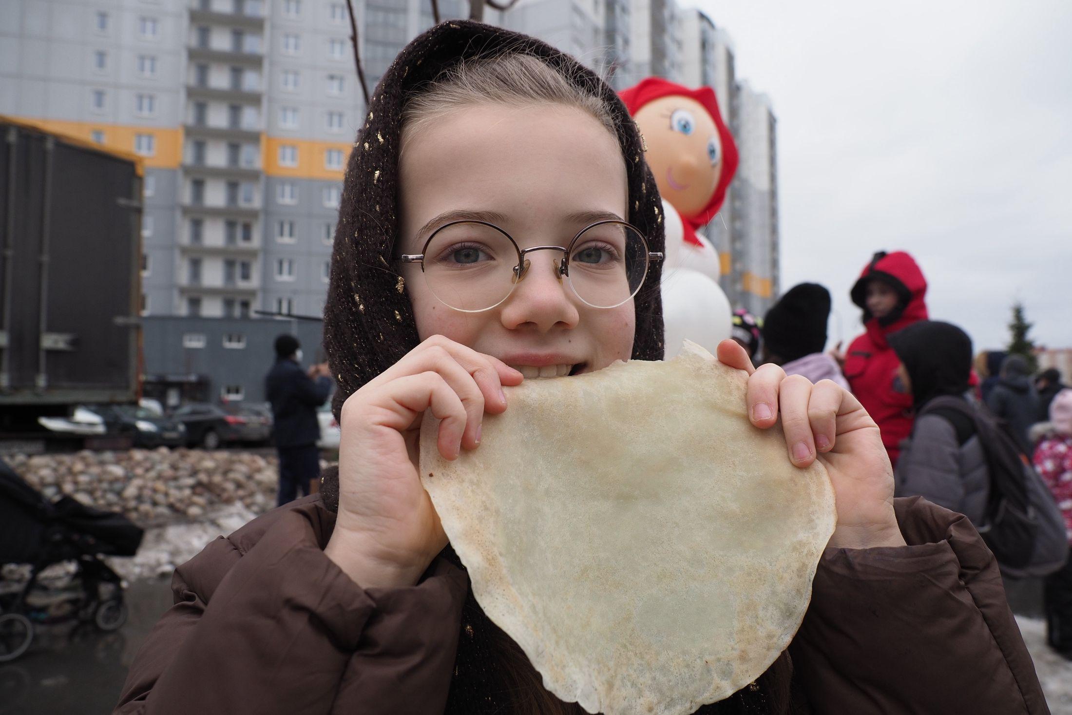 Russian Maslenitsa 2021