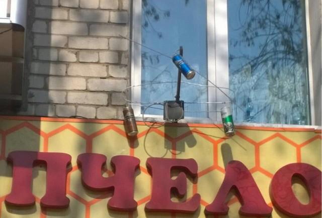 Ложки, вилки, банки — телевизионные умельцы Приморья