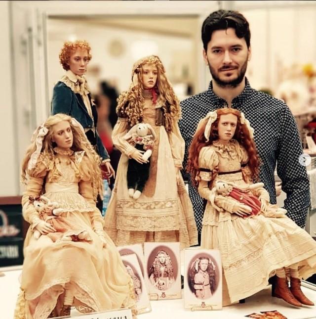 Stunning Dolls of Mikhail Zaikov