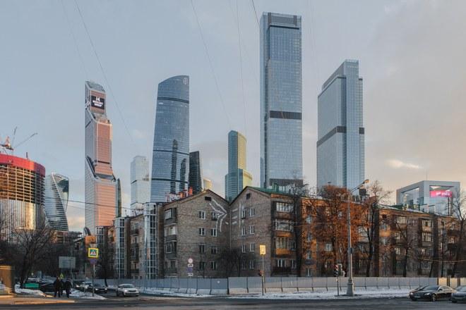 Kamushki: Life In the Shadow of Skyscrapers