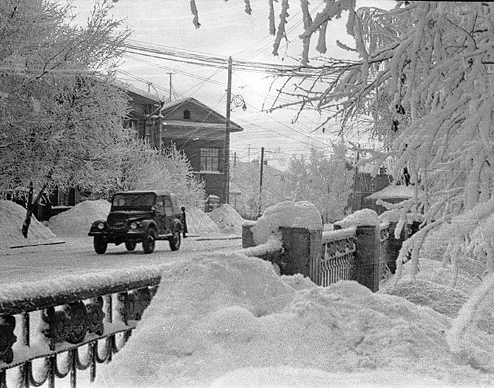 Вологда в 1960-е годы. Фото взято из открытых источников: pastvu.com