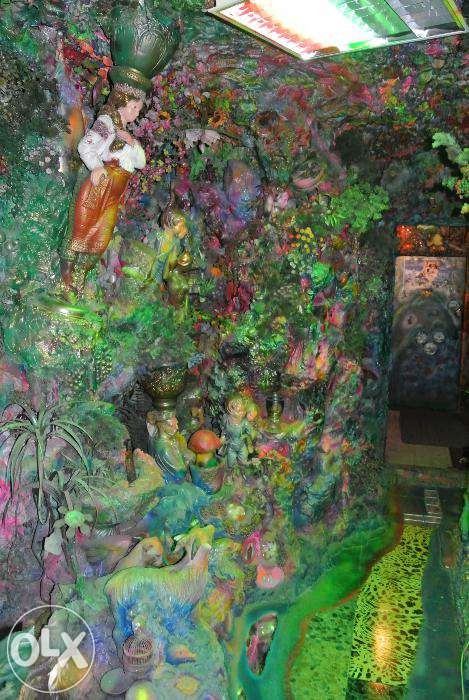 The Most Psychodelic Apartment in Kiev