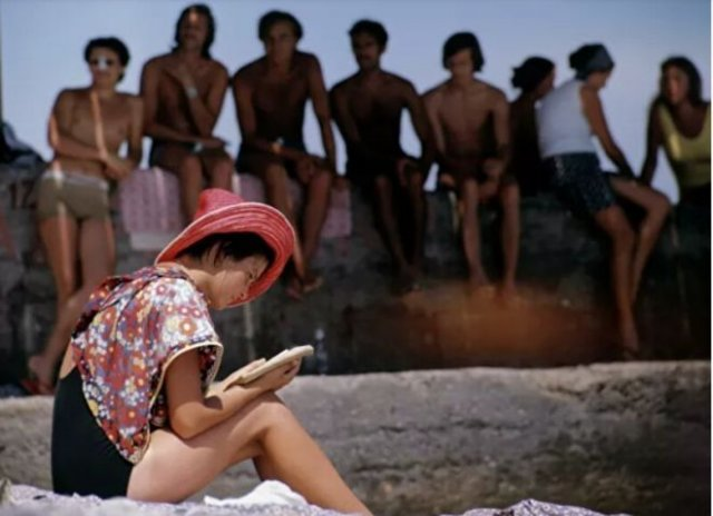 Summer Vacations in the Soviet Time