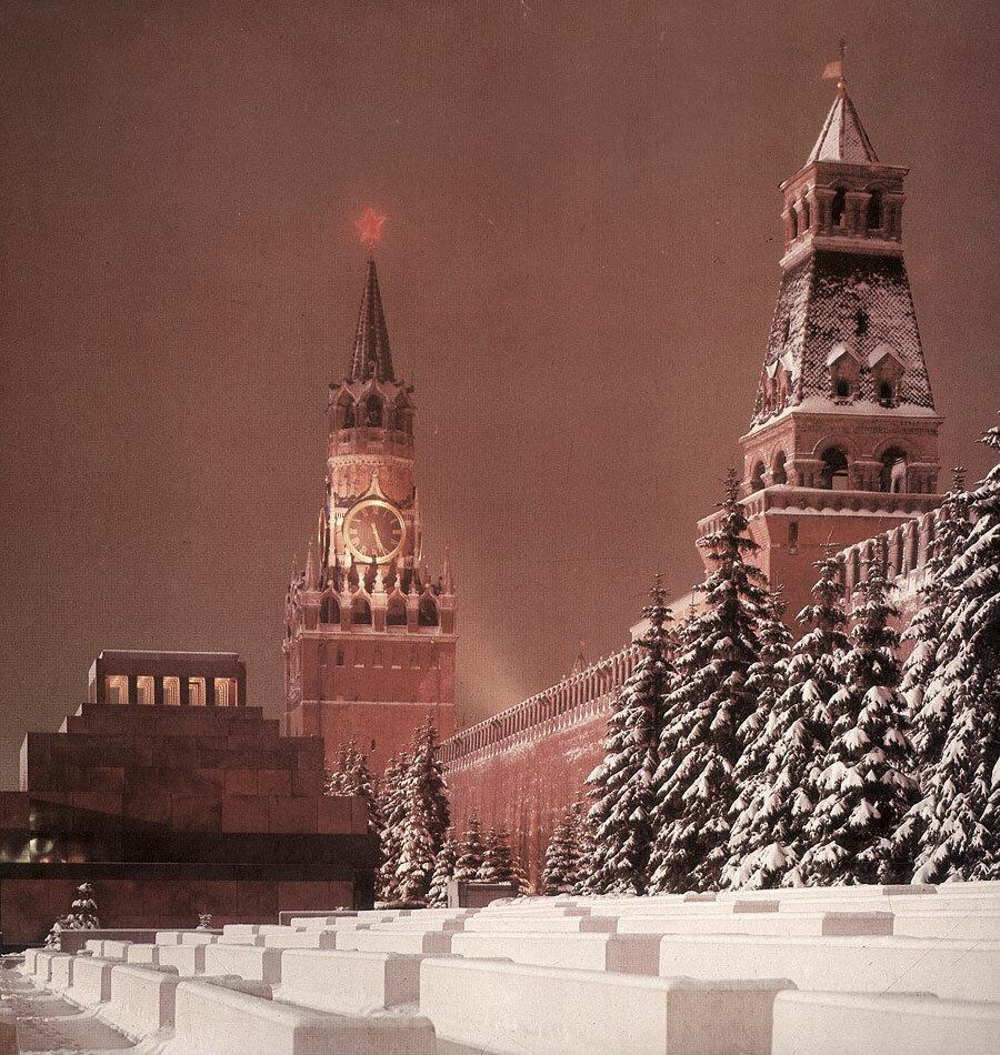 Круговая панорама Москвы | 1867-1979