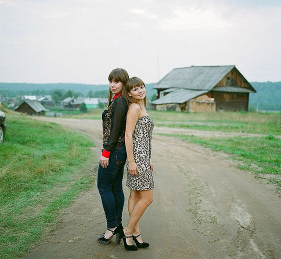 Как выглядят настоящие жители российской глубинки (10 фотографий)