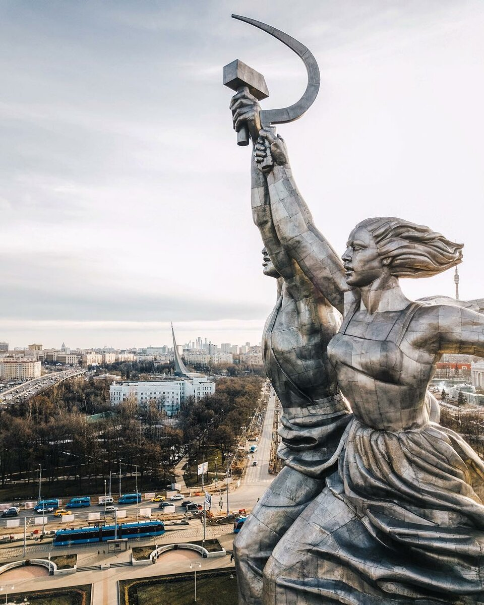 Russian VDNKh: All-Union Exhibitions of Achievements of National Economy - Then And Now