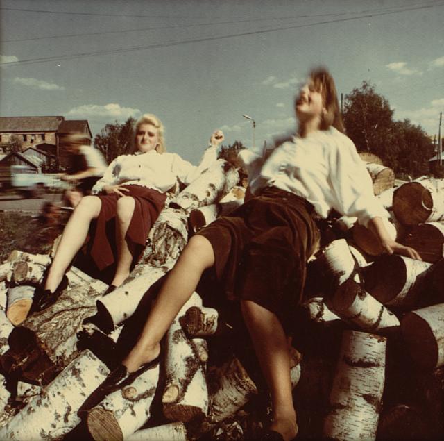 Жизнь и творчество фотографа Сергея Чиликова   Журнал Esquire.ru