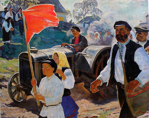 Art of the Soviet Union