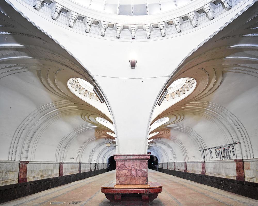 Сокол, Москва