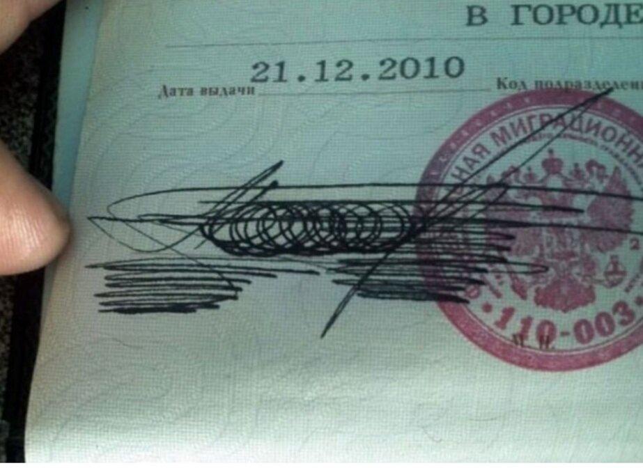Russian Signatures: Crazy, Beautiful, Amazing