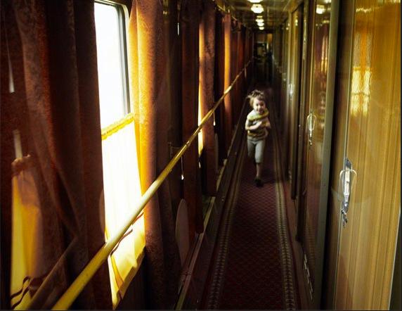 Dear Memories of Soviet Trains