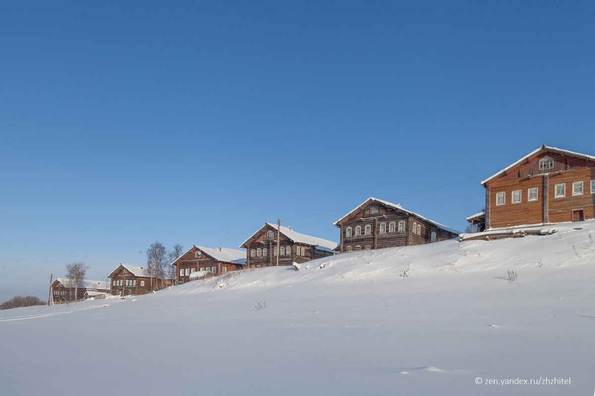 Kimzha: One of the Most Beautiful Villages in Russia