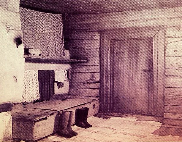 Kitchens in Peasants' Houses: How They Looked Like