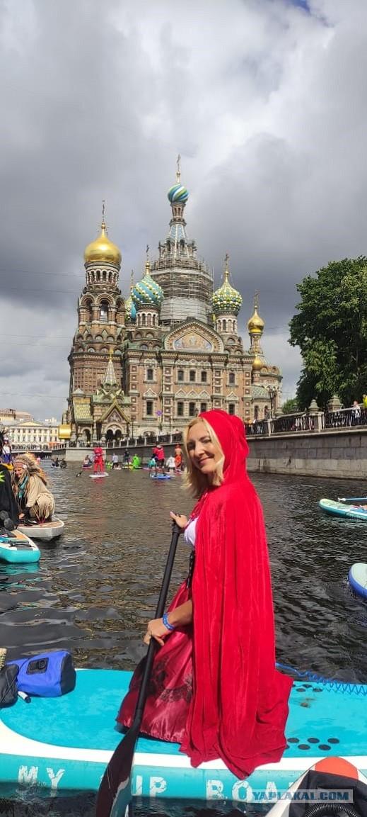 Сап-парад Санкт-Петербург 2021