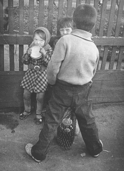 Взгляд. Сергей Зиновьев, 1985 год, Коми АССР, г. Сыктывкар, МАММ/МДФ.