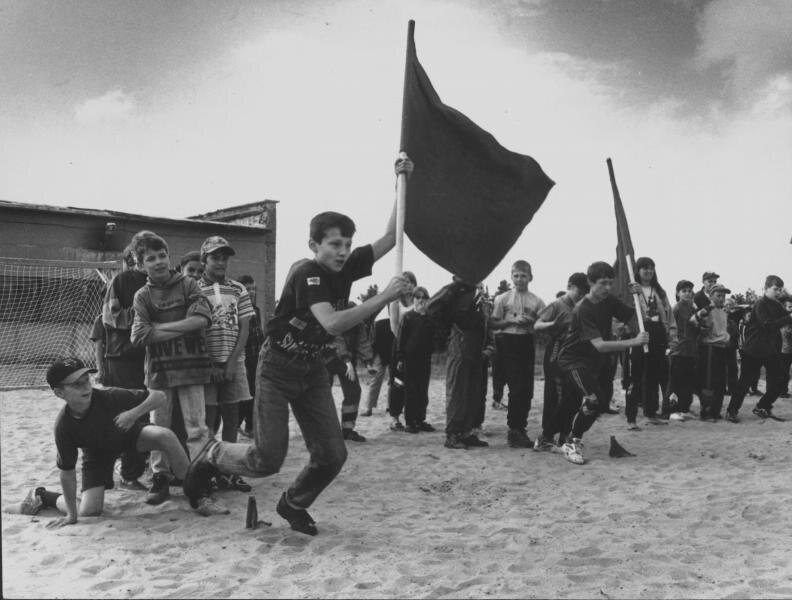 Без названия. Сергей Зиновьев, 1988 год, Коми АССР, г. Сыктывкар, МАММ/МДФ.