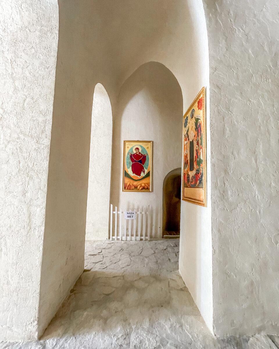 Monastery Built in the Rock