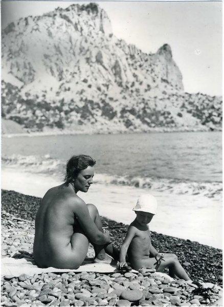 Крым. Георгий Сошальский, 1925 - 1926 год, Крым, МАММ/МДФ.