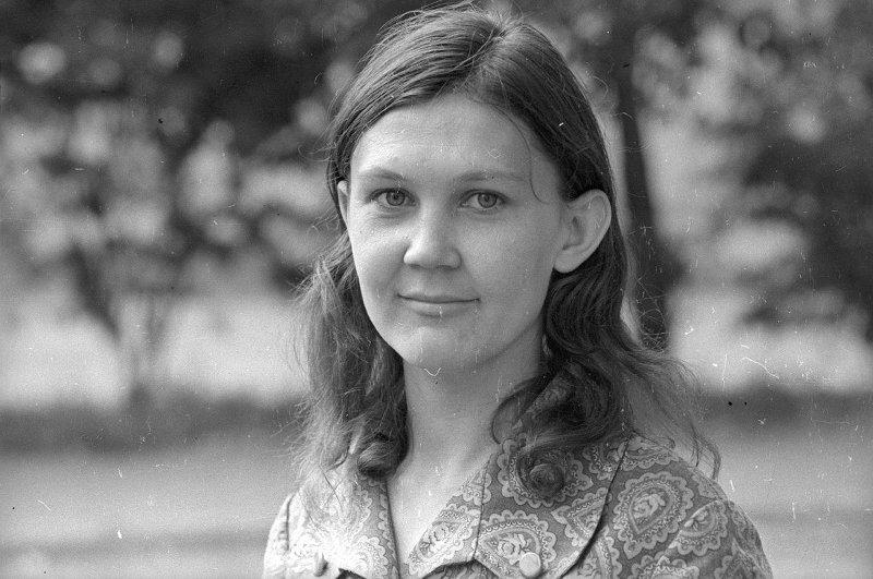 Портрет. Виктор Ершов, 1970-е, МАММ/МДФ.