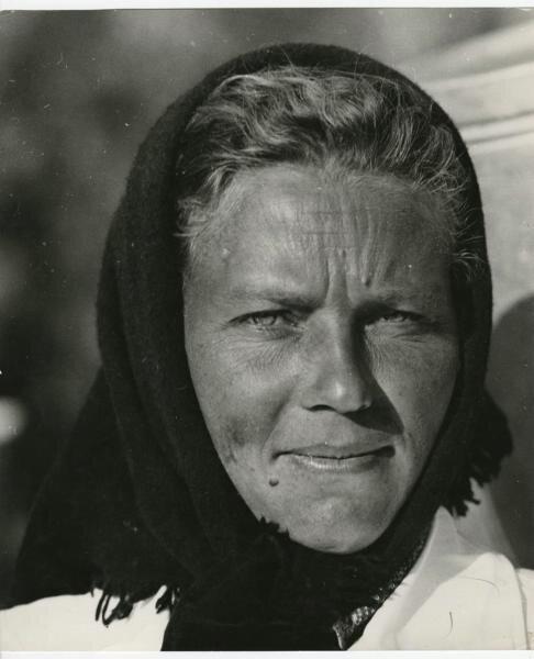 Portrait of a Soviet Woman