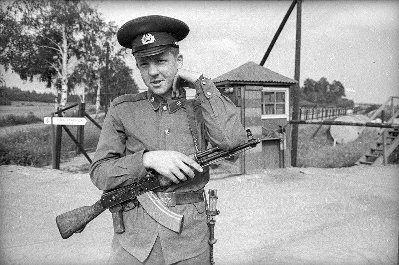 Soviet Soldiers (1930s-1980s)