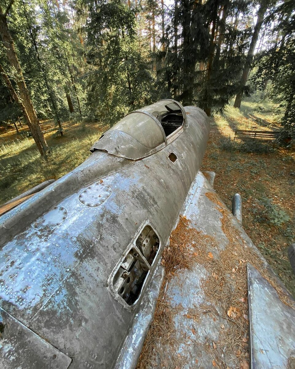 Abandoned In the Forests of Bryansk