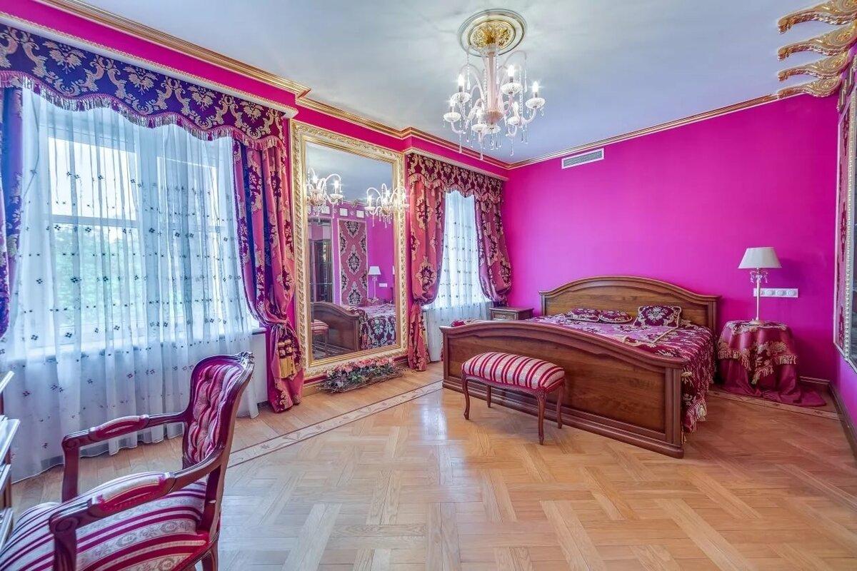 Apartment of the Famous Russian Ballet Dancer In Saint-Petersburg