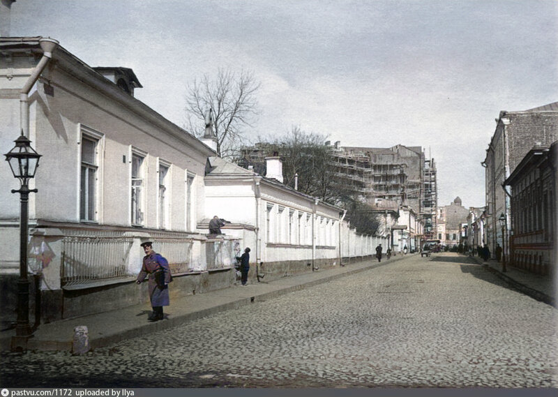 Colorized Photos of Moscow 1913