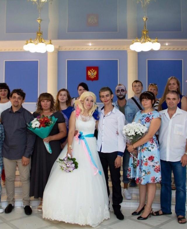 Свадьба - это серьёзное мероприятие