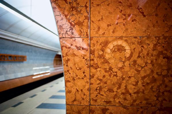 Фото №8 - 15 удивительных фрагментов московского метро