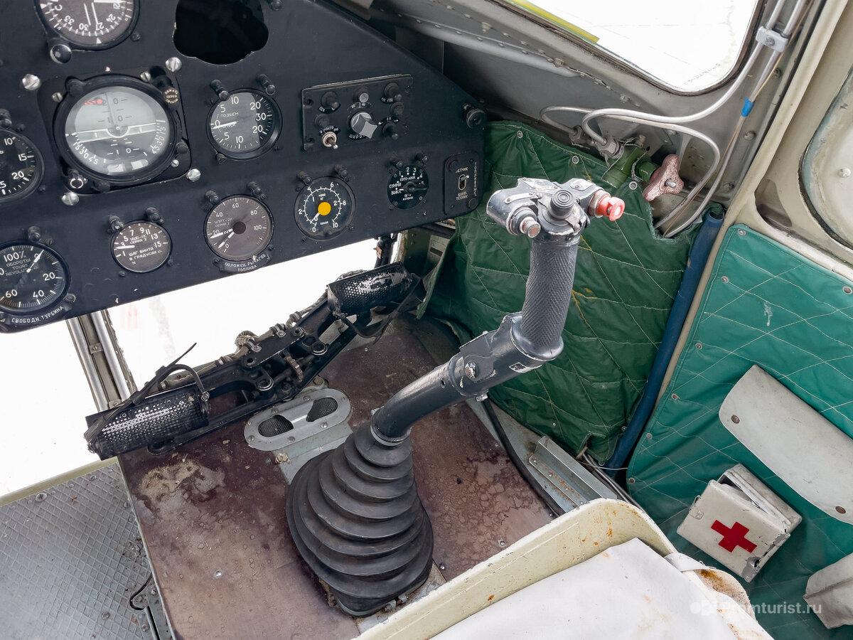 Soviet Flying Crane - Mi-10K