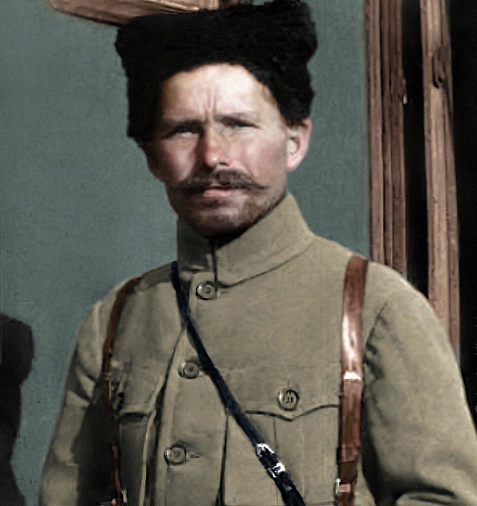 В.И.Чапаев. 1918-19г.
