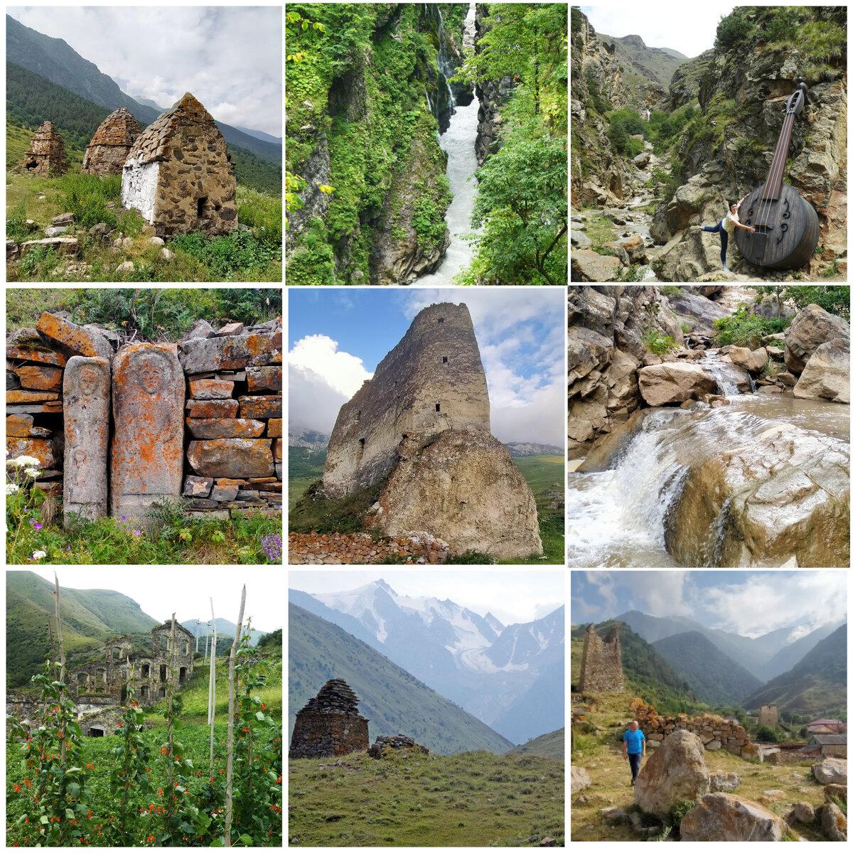 Галиат называют «Мачу-Пикчу Северной Осетии». Есть ли в этом хоть доля правды?