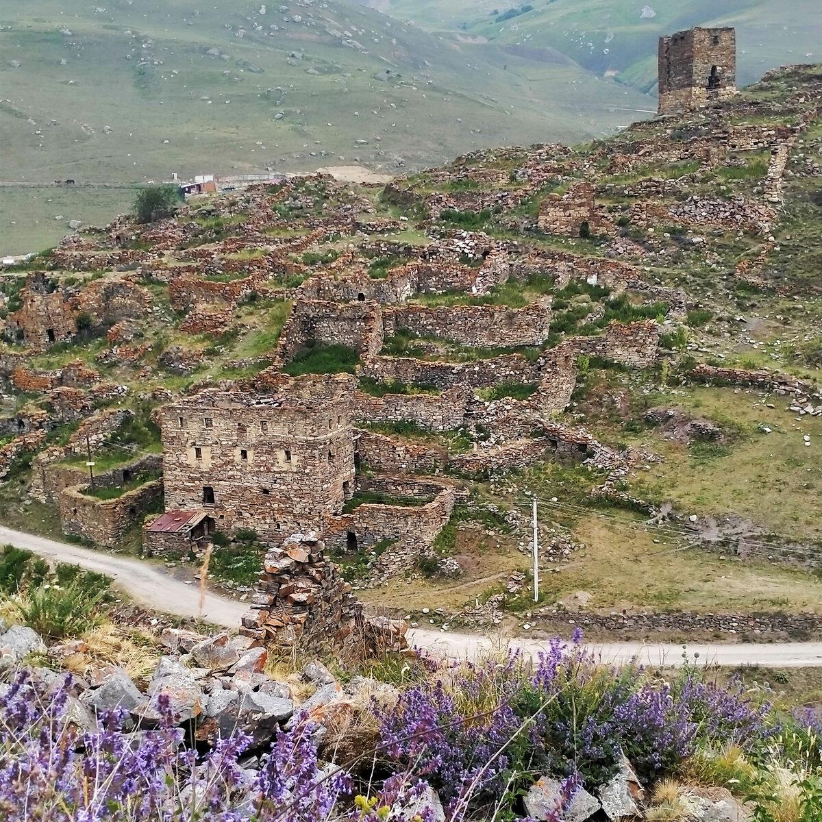 Machu Picchu of Northern Ossetia