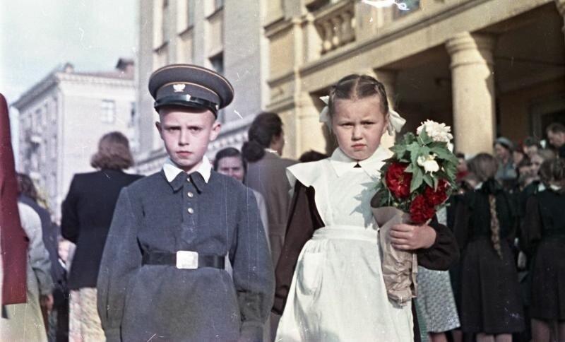 September 1st in the USSR