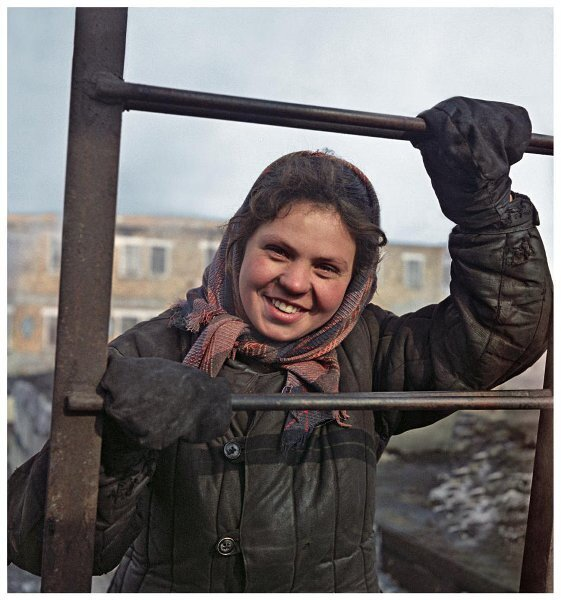 Quilted Jackets in the Soviet Union